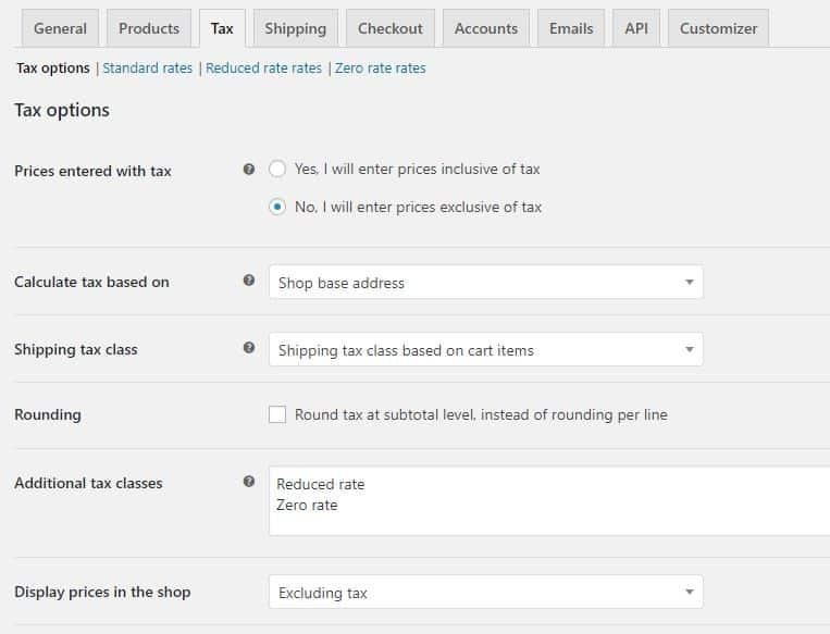 How to Update VAT in WooCommerce   Semantica Digital